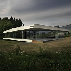 """Haus 47°40'48""""N/13°8'12""""E, Austria / Maria Flöckner + Hermann Schnöll"""