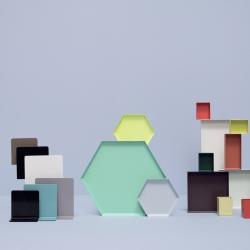 Danish design creative HAY recently teamed up with the Swedish graphic designer Clara von Zweigbergk.