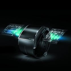The HD3 Slyde by Jorg Hysek is a watch that takes inspiration from a smartphone. It will launch at Baselworld this year.