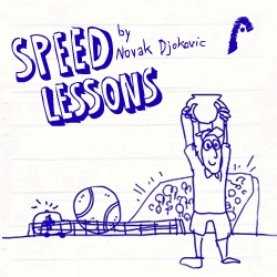 "Very funny online campaign for HEAD's new tennis racket called ""Speed"". Visit the site, watch the three ""Speed Lessons"" and learn to master the ""most powerful racket ever created"". YEAH!"