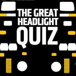 Jalopnik puts together the great headlight quiz. Nice simple drawings that will challenge even the car folks out there.