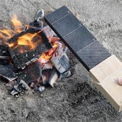 The Volcanic Casing Heater by Jeremy Murier & Daniel Martinez for the Prix Émile Hermès Competition.