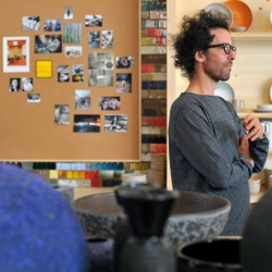 Pottery maven Adam Silverman looks over the new California based design store, Heath, in Los Angeles ~ nice interview and photoset at LAist
