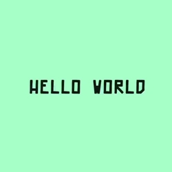 Hello_world! is a documentary about open-source software by Ultra Lab that covers opeFrameworks, Processing, and Pure Data. The video is full of amazing artists, many of whom are all over NOTCOT!