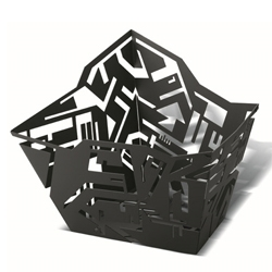 The Hellraiser series by Karim Rashid for Alessi, presented at Maison & Objet in Paris last week.
