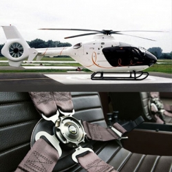 Style meets technology as fashion house, Hermès, and Eurocopter approached Italian designer Gabriele Pezzini to design a high-end helicopter.