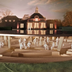Ai Weiwei and Herzog & de Meuron reveal their plans for the 12th Serpentine Pavilion, opens on June 1 as part of the London 2012 Festival.