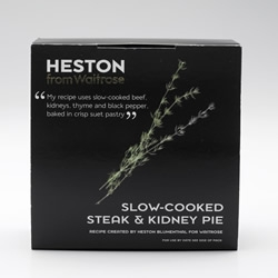 Widely considered to be one of the top chefs in the world, Heston Blumenthal's debut supermarket range for Waitrose is typically one like no other, with beautiful, minimalistic packaging and unique flavours and ingredients.