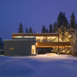 Hiller Residence, Winter Park - Colorado, Michael P. Johnson Design Studio