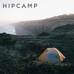 HipCamp LandSharing - instead of sharing a room, or renting out your flat, you can now share and find amazing private lands and cabins to adventure on/in!