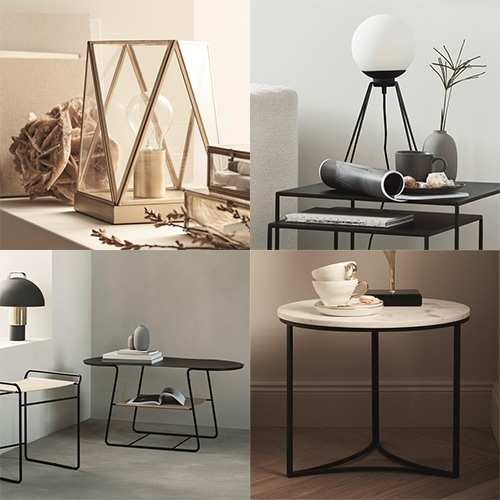 H&M is launching furniture and lighting? Happy Interior Design Blog has a peek!