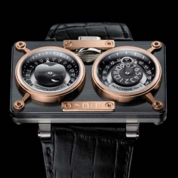 "As if the watch named ""Horological Machine No.2"" wasn't extreme enough, the guys at Maximilian Büsser & Friends decided to make it out of ceramic as well."