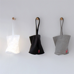 Hobo lantern by Molo Design.