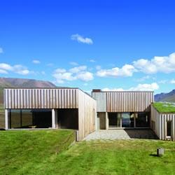 Hof residence, Skagafjörður fjord in Northern Iceland, Studio Granda
