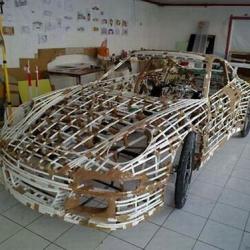 The Ferdinand GT3 RS, a Homemade Porsche 911 GT3 RS by Hannes Langeder.