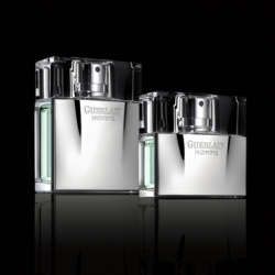 "Exclusives first pictures of the new Guerlain ""Homme"" Fragrance & Jean-Paul Goude's ad making-of !"