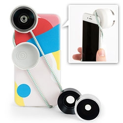 Photojojo Iris Lens System! So excited to try these new phone lenses made from the ground up by Photojojo. Love that you don't have to glue things to your phone, can work over a case, and  should work on multiple phones more easily!