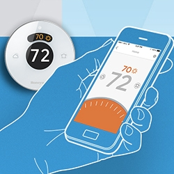 "Honeywell Lyric - another Nest-like ""smart"" thermostat"