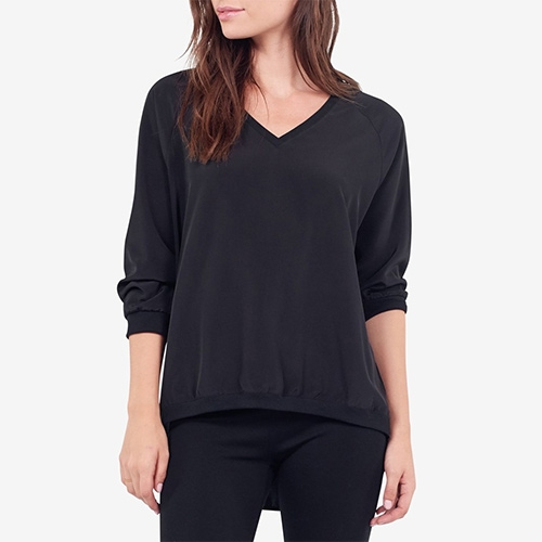 R Label (from The Reset) Silk Sweatshirt