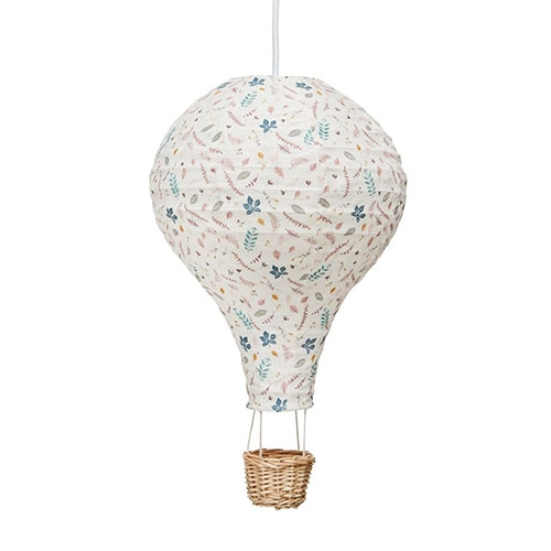 Cam Cam Copenhagen Hot Air Balloon Lamps. Lampshade made of 100% cotton textile.