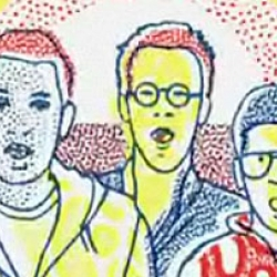 "Hot Chip has gone to pointillism for their latest single ""One Pure Thought""."