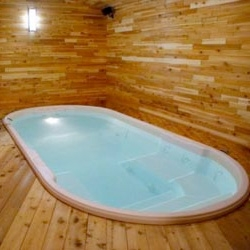 On spas to covet ~ Dimension One Hot Tubs ~ Cool Hunting has a nice peek behind the scenes