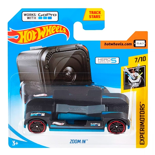 Hot Wheels Zoom In fits a discontinued GoPro Session (and costs $1.09)