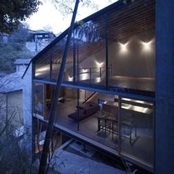 House in Kitakamakura, Japan - suppose design office