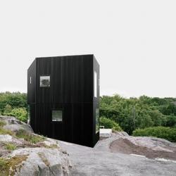 House Tumle from Johannes Norlander Arkitektur north west of Gothenburg.