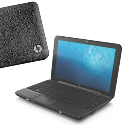 The new HP Mini 1000 Netbook is pretty damn cute ~ and starts at $399 ~ but for $500ish it sounds like a pretty powerful little pc