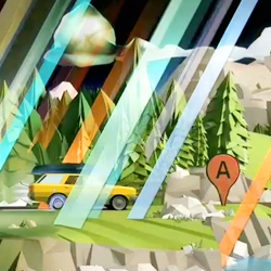 New from Nexus director's Smith & Foulkes for HP new printer. Nice and colourful animation.