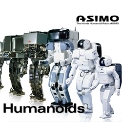 a history of humanoids anyone?