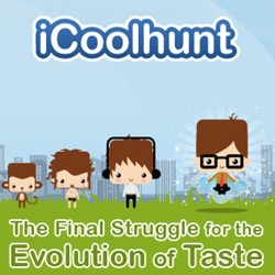 An Italy-based project, iCoolhunt is the first location based social networking game in the intriguing world of coolhunting. Now you can determine what's going to be cool -  before anyone else.