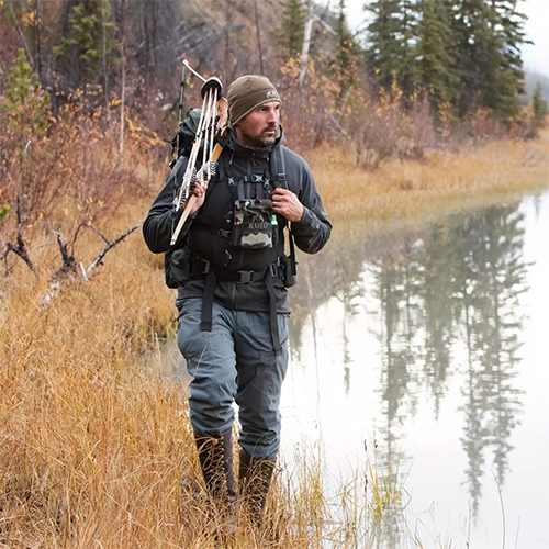 """How a Hunting Gear Brand Gets Huge: The popular pastime is controversial, but Kuiu is only growing."" By Noah Davis on Racked. Interesting read on Jason Hairston's Kuiu hunting, outdoor, gear brand and their innovative approach to product dev and design."