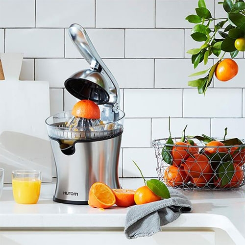 The  Hurom CJ Citrus Juicer