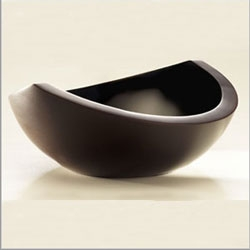 Australian design classics #002 The Husque bowl by Marc Harrison is made from a macadamia shell composite.