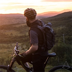 Hauser Hydration Pack, completely weatherproof and other gear for those traveling off the beaten path, made in the USA. By Acre, a division of Mission Workshop.