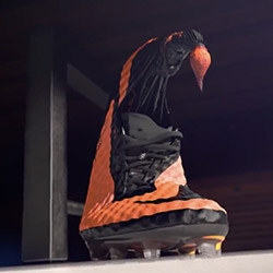Gorgeous animation in this Nike Hypervenom ad
