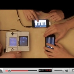 1 Nintendo DS + 2 Apple iPhones = iBand.