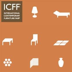 Ok. I'll be there at ICFF in NY this may ~ any tips on where to go, what to do, who to see, what to eat, etc?