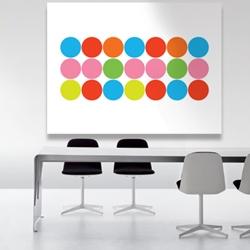 Identity5, colorful graphic prints for home or office.