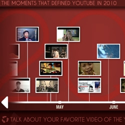 "From Beyond ~ ""The Moments That Defined YouTube in 2010"" Channel"