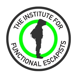 The Institute for Functional Escapists has a vital mission: to cultivate tactile values of intimacy, interaction and integration - promoting engagement with our physical and social worlds  to more effectively sustain our cities and selves.