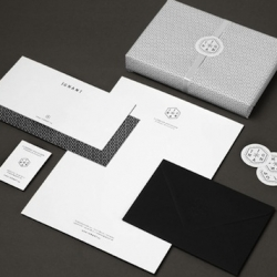 Beautiful and sophisticated corporate design by Deutsche & Japaner for iGNANT, a German design blog and creative studio.