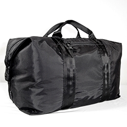 Lustworthy IGNOBLE Penmark Classic Carryall! Branching out from their great backpacks - they now have a carryall, duffel, and messenger all in their signature black nylon with clean, minimal designs.