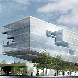 b720 architects unveiled the design for the future World Trade Center at Igualada, Spain.