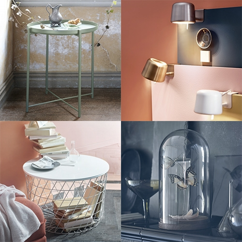 IKEA 2017 - the new catalog launches August 8, but here's a sneak peek at some of the upcoming new products.