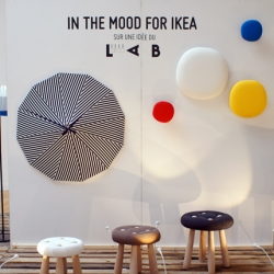 In The Mood For Ikea - 10 French designers transformed IKEA's furniture at the Design Tour 2012 expo in Marseille.