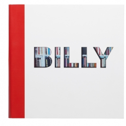 Billy, world's most sold bookshelve celebrates its 30th birthday and IKEA released a book about the success story.