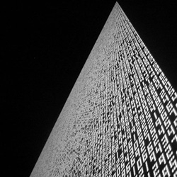 The hypnotically cool, visual and sonic installation 'The Transfinite' by Ryoji Ikeda opens in NYC. Check it out.